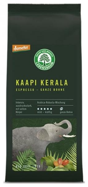 Cafea boabe BIO expresso Kaapi Kerala, 250g 0