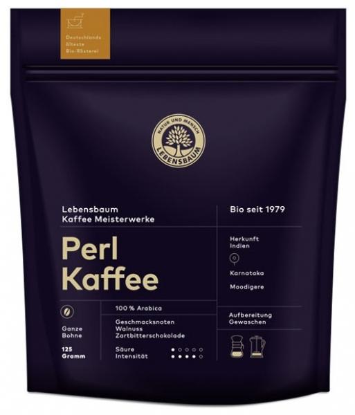 "Cafea boabe BIO ""Perl Kaffee"", 125g 0"