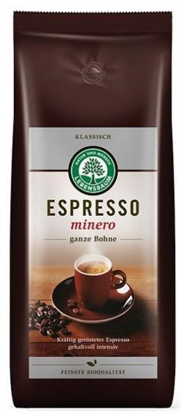 Cafea boabe expresso Minero Clasic, BIO, 1000g 0