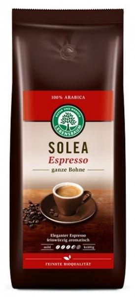 Cafea boabe expresso Solea 100% Arabica, BIO, 1000g [0]