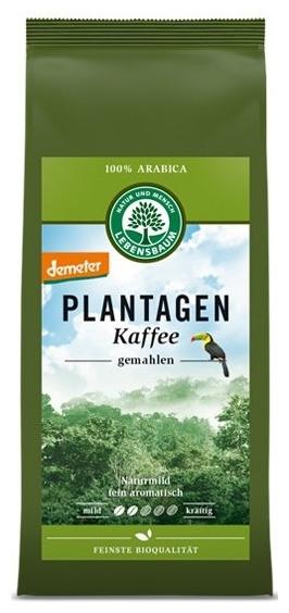 Cafea de plantatie macinata - 100 % Arabica, BIO, 250g [0]