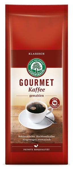 Cafea macinata Gourmet Clasic 100 % Arabica, BIO, 500 g 0