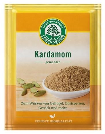 Cardamom pulbere, BIO, 10g 0