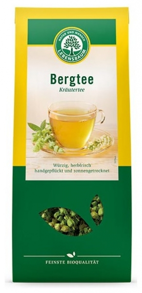 Ceai bio de munte, 30 g 0