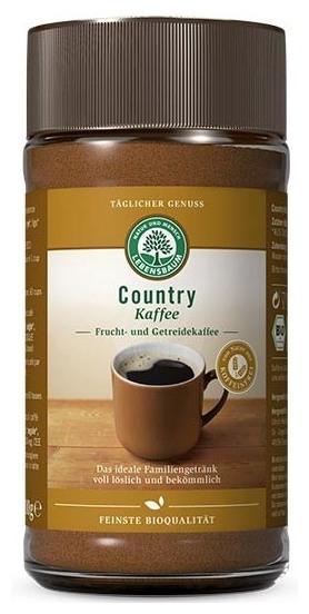 Inlocuitor bio de cafea instant din cereale, 100 g 0