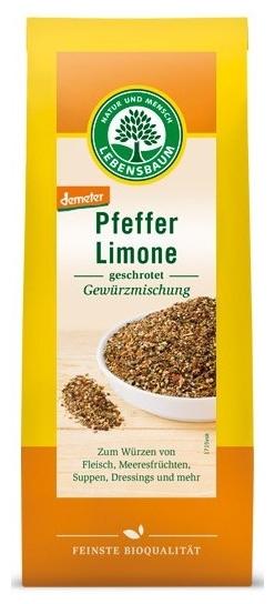 Piper Lime - amestec de condimente maruntite, BIO 60g 0