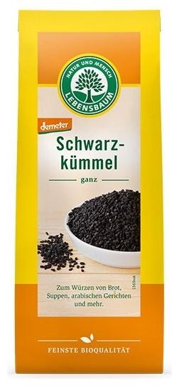 Seminte de chimen negru BIO, 50g 0
