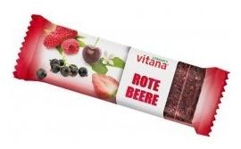 Liebhart's Vitana – Baton Bio cu fructe rosii, 60 g 0