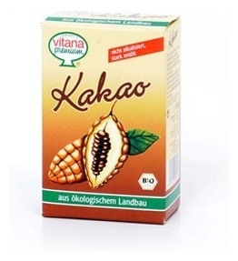 Pudra de cacao ecologica, 100 g [0]