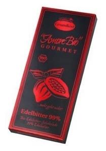 Ciocolata Neagra pt. pasionati! 99% Cacao 100g 0