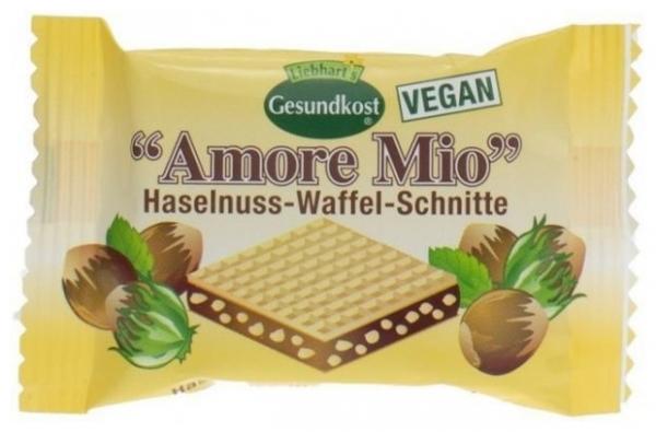LIEBHART'S AMORE MIO – Specialitate de napolitane cu alune, 19 g [0]