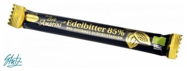 Baton de ciocolata neagra Bio Gourmet, 35 g 0
