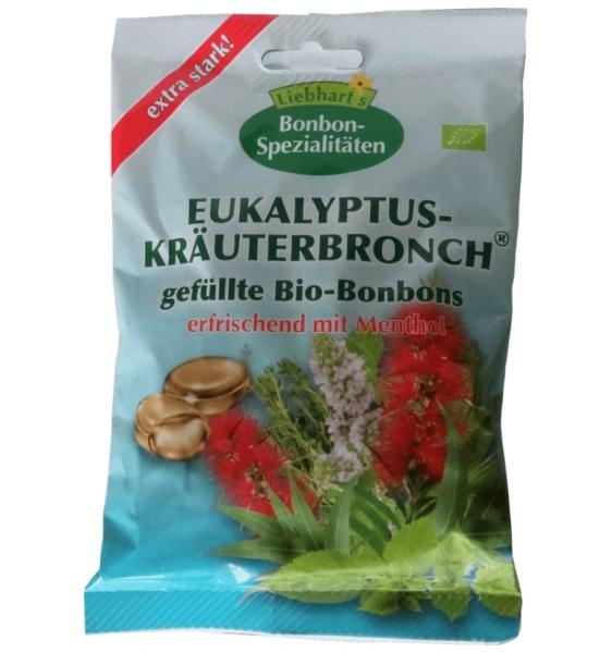Dropsuri BIO cu eucalipt si plante, 100g 0