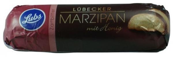 Martipan Autentic Bio cu Migdale, Miere, Ciocolata neagra 50 gr 0