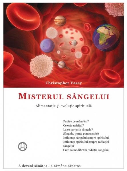 Misterul sangelui, Christopher Vasey 0