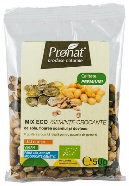 Mix seminte Bio crocante, 50 g 0