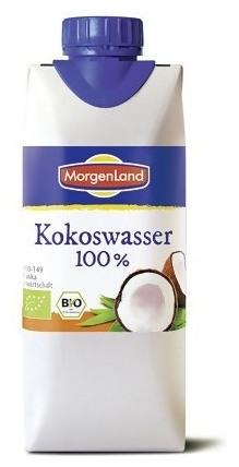 Apa de cocos BIO 100%, 330 ml 0