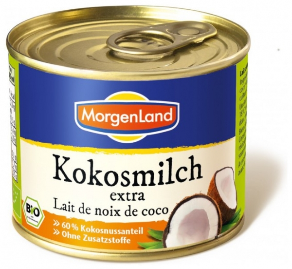 Lapte de cocos BIO extra, 200 ml 0