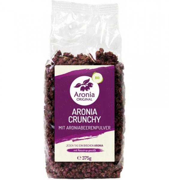 Musli crunchy cu Aronia BIO, 375 g 0