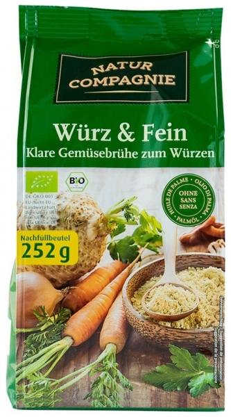 Amestec bio - baza pentru mancaruri si supe, 252g 0
