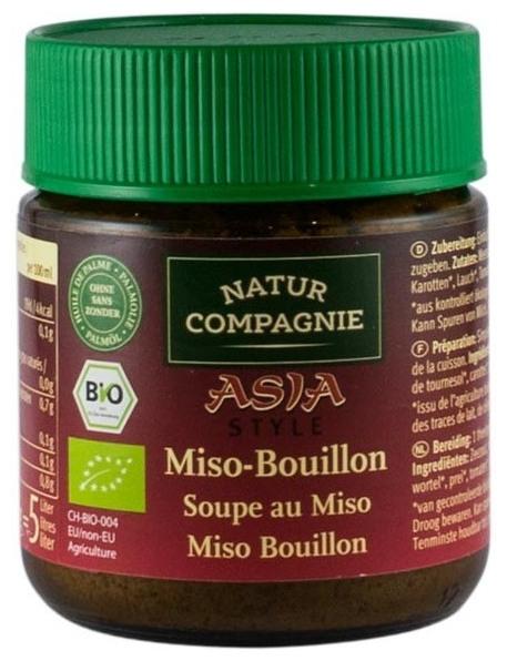 Asia Style – Amestec bio pentru supa Miso, 100g 0