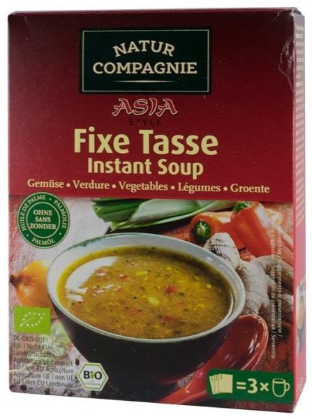 Supa bio instant de legume, 60g 0