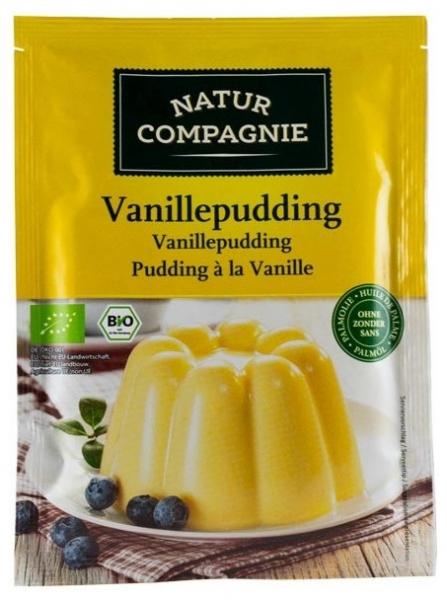 Budinca bio de vanilie, 38g [0]