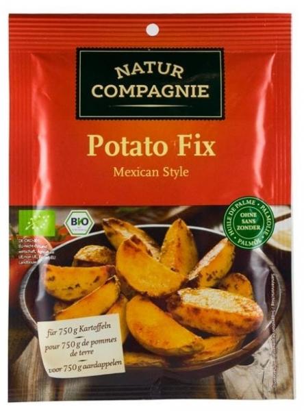 Mexican Style - Amestec de condimente mexicane, BIO, pentru cartofi, 35g 0