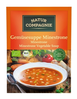 Minestrone, supa bio, 50g 0