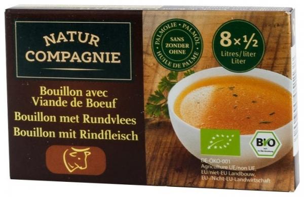 Supa bio cu carne de vita, 96 g 0