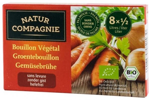Supa bio de legume, 80 g 0