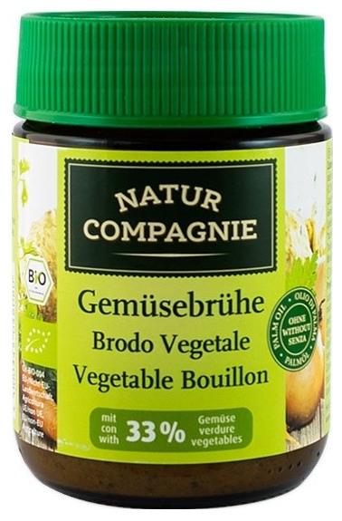 Supa bio de legume cu 33% legume, 100g 0