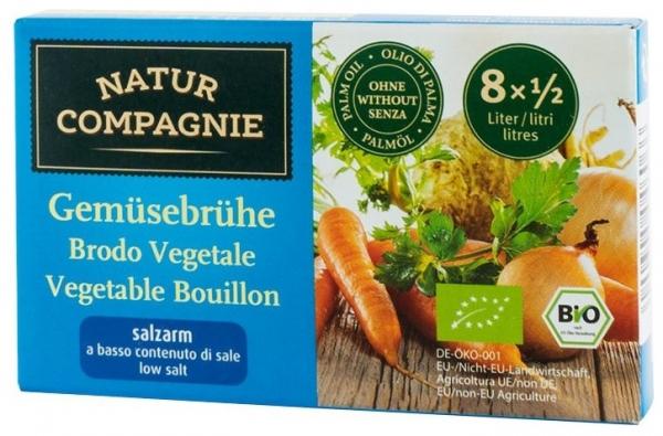 Supa bio de legume cu putina sare, 8 cuburi 0