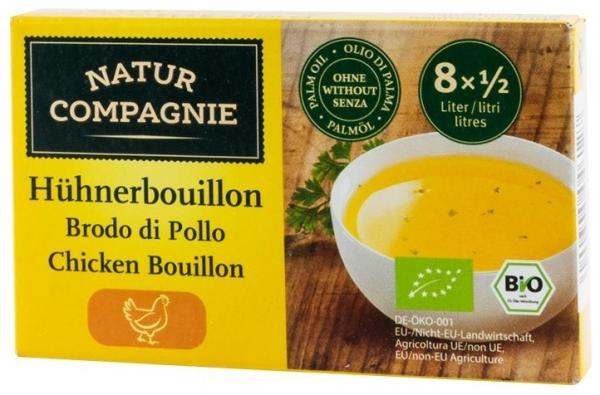Supa bio de pui, 8 cuburi 0