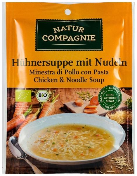 Supa BIO de Pui cu Taitei si Legume 40 gr 0