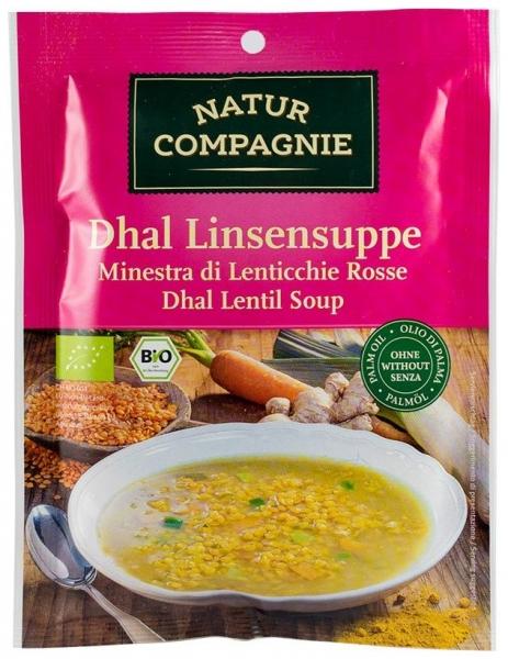 Supa crema BIO de Linte si Legume 60 gr [0]