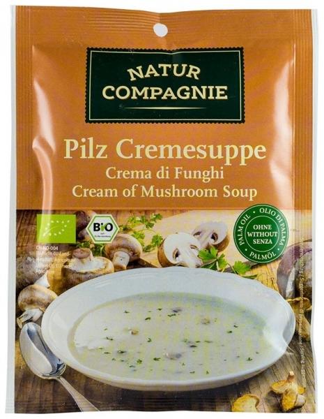 Supa crema BIO de Ciuperci 40 gr 0