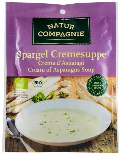 Supa crema de sparanghel, bio, 40g 0