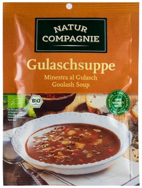 Supa de gulas, bio, 57g 0