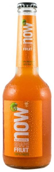 Suc carbogazos BIO cu grapefruit, 0,33L 0