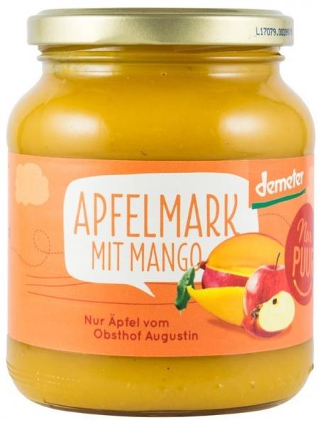 Nur Puur - Piure bio de mere cu mango, 360g 0