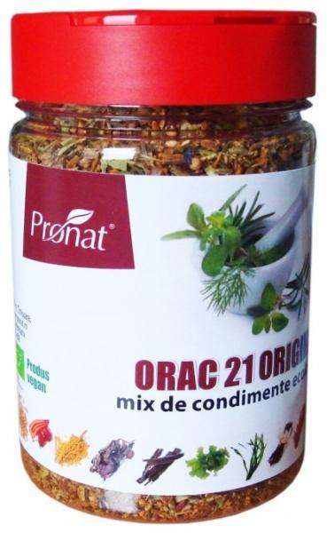 ORAC  21 original, mix de condimente Bio, 100 g 1