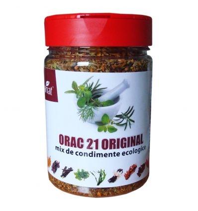ORAC  21 original, mix de condimente Bio, 100 g