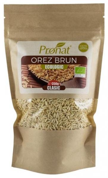 Orez brun clasic, bio, 350g 0