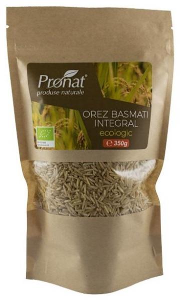 Orez integral  Basmati Bio, 350 g 0