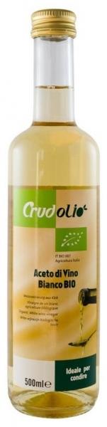 Otet din vin alb Crudolio - 500 ml 0