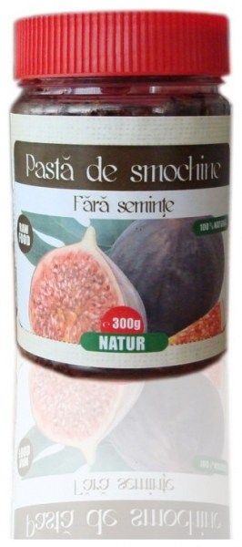 Pasta de smochine fara seminte, 300 g 0
