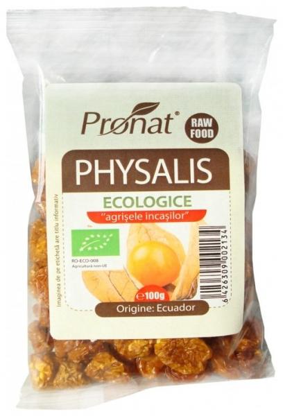 Physalis BIO - Agrisele incasilor, 100 g. [0]