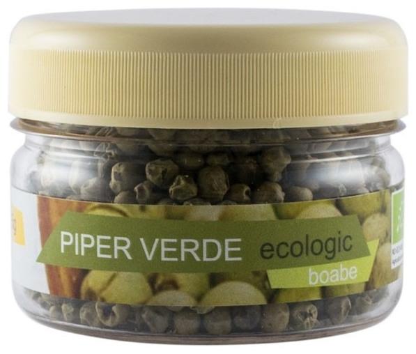 Piper verde boabe Bio, 15 g [0]