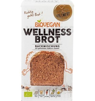 Premix bio pentru paine Wellness, fara gluten, 320g 0